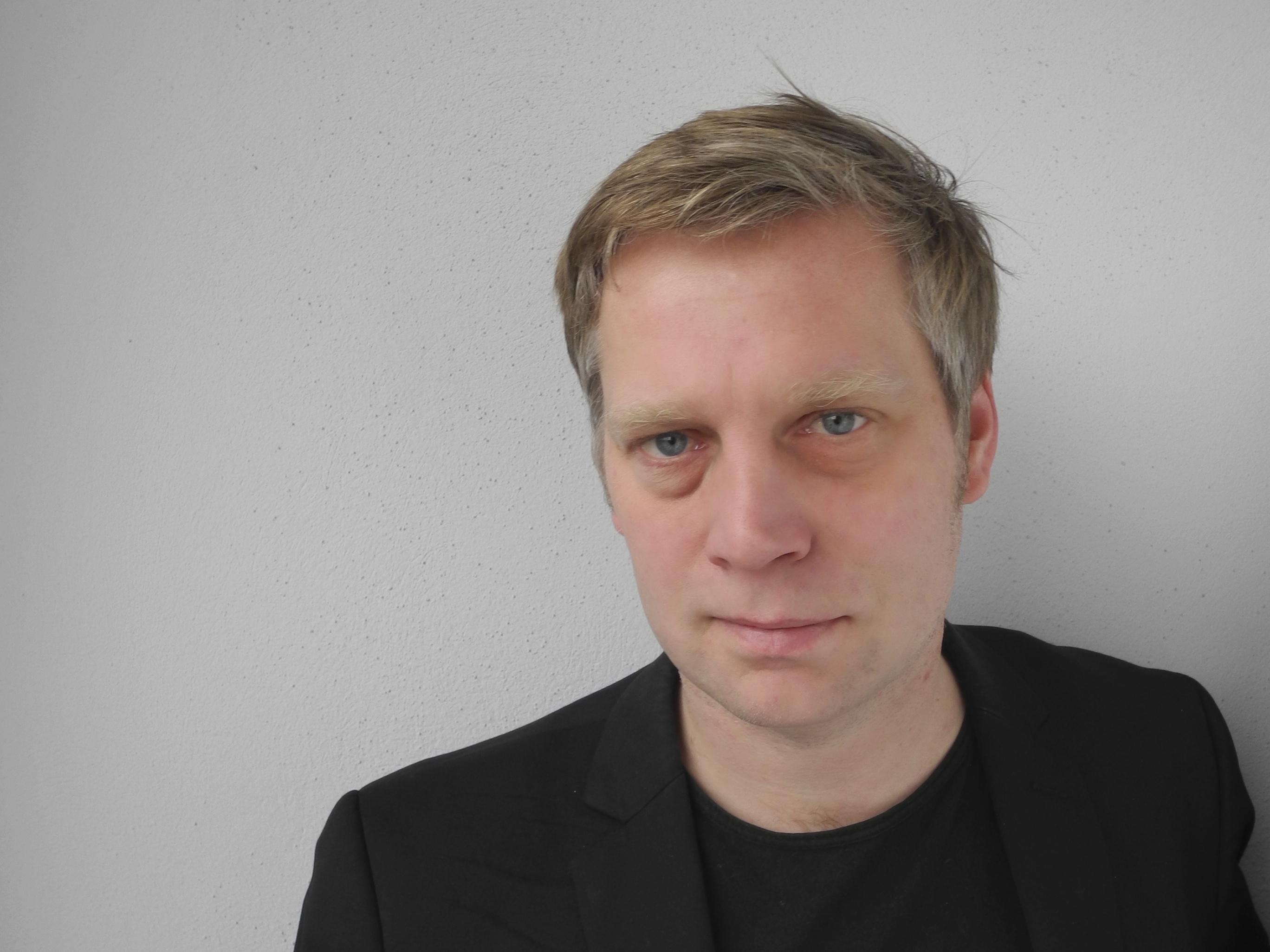 Portrait Holm Friebe (c) Privat